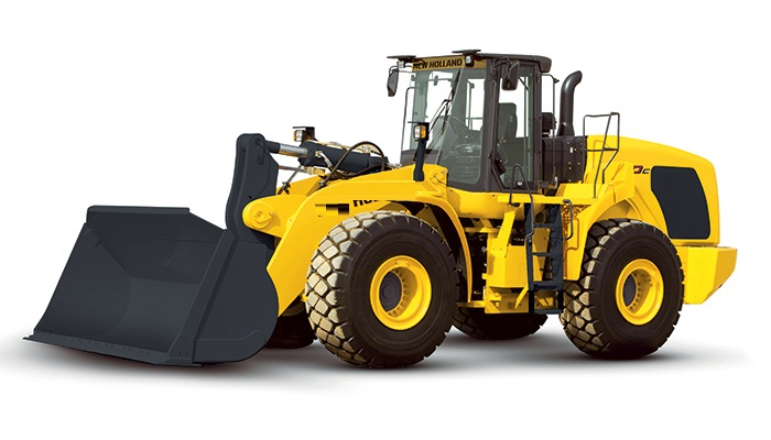 Used Wheel Loader1